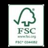 Holz und Papier mit dem FSC®-Siegel stammt garantiert nicht aus Raubbau - es fördert eine sozial- und umweltverträgliche Waldwirtschaft. Für unsere Kunden bedeutet der Kauf von FSC®-zertifizierten Produkten Gewissheit - darüber, dass im Zuge der Waldbewirtschaftung weder Menschen ausgebeutet, noch Tiere und Pflanzen gefährdet wurden.